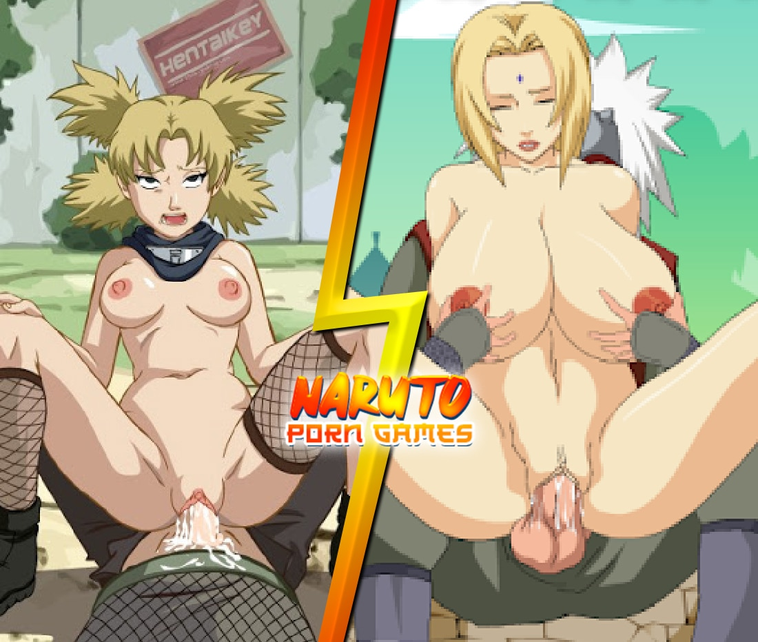 Juegos Porno De Naruto